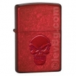 Запалка Zippo Doom Candy Apple Red